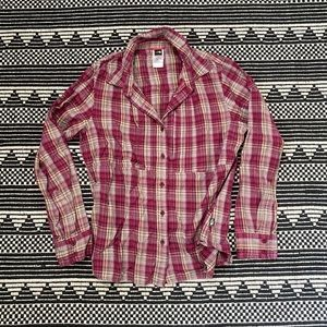 North Face Women's Flannel